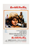 Run Wild, Run Free, from Left: Sylvia Syms, Mark Lester, John Mills, Fiona Fullerton, 1969 Posters
