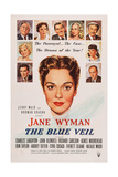 The Blue Veil Posters