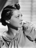 Sylvia Sidney, 1937 Photo