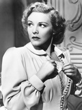 One Night in Lisbon, Madeleine Carroll, 1941 Photo