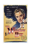 The Winslow Boy, from Top: Robert Donat, Cedric Hardwicke, Margaret Leighton, 1948 Prints
