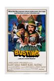 Busting, Robert Blake, Elliott Gould, 1974 Art