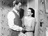 Shadow of a Doubt, from Left, Joseph Cotten, Teresa Wright, 1943 Prints