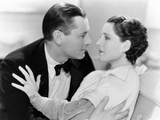 Riptide, from Left, Herbert Marshall, Norma Shearer, 1934 Photo