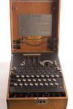 Enigma, the German Cipher Machine Created Codes for Sending Messages During World War 2 Photo