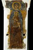 Madonna with Child, 11th C Print