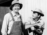 The Real Mccoys, from Left, Walter Brennan, Richard Crenna, 1957-63 Photo