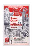 Santa Claus Conquers the Martians, 1964 Prints