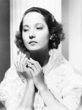 The Dark Angel, Merle Oberon, 1935 Photographie