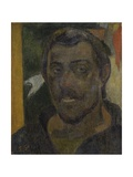 Self-Portrait Posters by Paul Gauguin