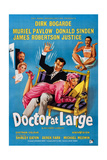 Doctor at Large, 1957 Prints