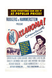Oklahoma!, Shirley Jones, Gordon Macrae, 1955 Giclee Print