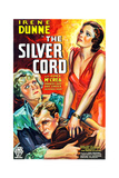 The Silver Cord, from Left: Laura Hope Crews, Joel Mccrea, Irene Dunne, 1933 Print