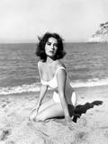 Suddenly Last Summer, Elizabeth Taylor, 1959 Photo