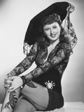 Lady of Burlesque, Barbara Stanwyck, 1943 Photo