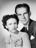 From Left, Jessica Tandy, Hume Cronyn, 1942 Photo