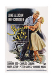 Stranger in My Arms, from Left: Jeff Chandler, June Allyson, 1959 Prints