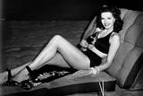 Young Widow, Jane Russell, 1946 Photo
