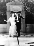 Top Hat, from Left: Ginger Rogers, Fred Astaire, 1935 Print