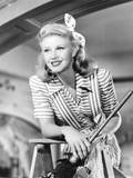 Tender Comrade, Ginger Rogers, 1943 Prints