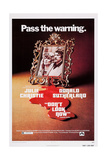 Don't Look Now, Picture Frame from Left: Julie Christie, Donald Sutherland, 1973 Posters