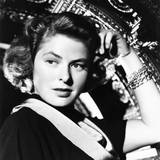 Ingrid Bergman, Mid 1940s Photo