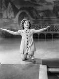 Stowaway, Shirley Temple, 1936 Photo