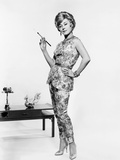 The Chapman Report, Glynis Johns, in a Pantsuit by Orry-Kelly, 1962 Photo