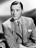 Herbert Marshall, 1936 Photo