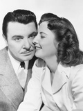 The Gay Sisters, from Left: George Brent, Barbara Stanwyck, 1942 Photo