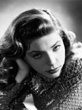 Lauren Bacall, Ca. 1946 Photo