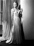 A Star Is Born, Janet Gaynor, in a Gown by Omar Kiam, 1937 Prints