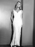 Valley of the Dolls, Sharon Tate, in a Gown by William Travilla, 1967 Photo