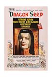 Dragon Seed, Katharine Hepburn, 1944 Art