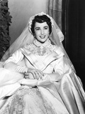 Father of the Bride, Elizabeth Taylor, On-Set, 1950 Photo