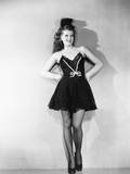 Janis Paige, Circa 1946 Photo