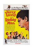 The Ladies Man, Right: Jerry Lewis, 1961 Prints