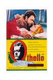 The Tragedy of Othello: the Moor of Venice, Top from Left: Orson Welles, Suzanne Cloutier, 1952 Posters