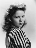 Since You Went Away, Shirley Temple, 1944 Photo