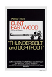 Thunderbolt and Lightfoot, Clint Eastwood, 1974 Prints