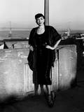 The Sniper, Marie Windsor, on Location in San Francisco, 1952 Photo