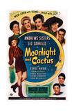 Moonlight and Cactus, 1944 Posters