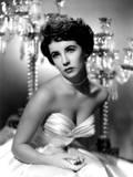 Elizabeth Taylor, Ca. Early 1950s Photo