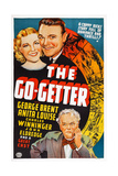 The Go Getter, Top from Left: Anita Louise, George Brent; Bottom: Charles Winninger, 1937 Prints