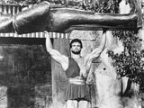 Hercules Unchained, (Aka Ercole E La Regina Di Lidia), Steve Reeves, 1959 Photo