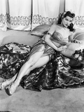 Princess of the Nile, Debra Paget, 1954 Print