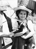 Heidi, Shirley Temple, 1937 Photo