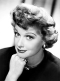 Lucille Ball, Ca. Early 1950s Photo