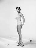 Debra Paget, 1956 Photo
