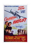 Operation Haylift, 1950 Posters
